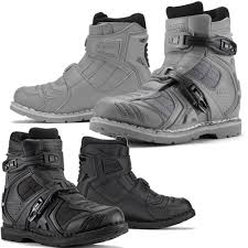 best street riding boots 2015 icon field armor 2 motorcycle street riding apparel protection