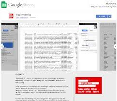 How To Use Google Spreadsheet As Database Supermetrics For Google Drive Supermetrics