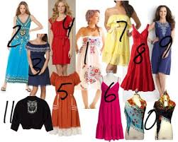 mexican style bridesmaid dresses wedding dresses in jax