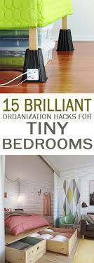 Best  Tiny Bedrooms Ideas On Pinterest Small Room Decor Tiny - Ideas for small spaces bedroom