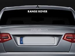 white land rover white land rover stickers u0026 decals indecals com