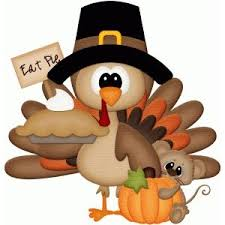 105 best thanksgiving clip images on silhouette