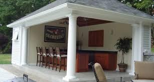cabana plans pool house bar pools side design cabana plans tierra este 17622