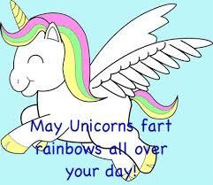 Unicorn Birthday Meme - beautiful unicorn birthday meme lol may unicorns fart rainbows all