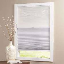 Custom Honeycomb Blinds Cellular Shades Shades The Home Depot