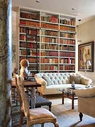 Best  Home Library Design Ideas On Pinterest Modern Library - Interior design house photos