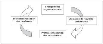 changement si e social association la professionnalisation de la fonction de bénévole quand l etat