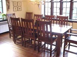 mission dining room table mission dining room set mission extension dining table with matching