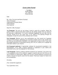 cover letter addressee writing effective cover letters entry