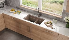 Franke Faucets Kitchen by Franke Adds Color To Today U0027s Kitchen With Newly Designed Granite