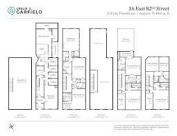 St Thomas Suites Floor Plan by 16 East 82nd Street New York Ny 10028 Upper East Side