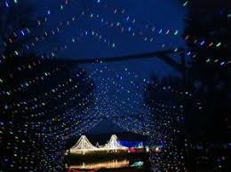 Christmas Lights Texas Santa U0027s Ranch Christmas Light Tour In Texas