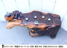 carved wood coffee table wood coffee table tea table overall gold phoebe root carving wood