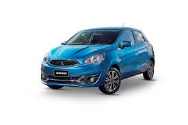 2016 mitsubishi mirage es 1 2l 3cyl petrol manual hatchback