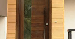 Front Door Modern Front Door Contemporary Design Home Decorating Ideas U0026 Interior