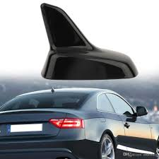 2017 car roof decoration shark fin antenna for volkswagen vw golf