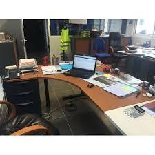 bureau d angle professionnel captivant bureau angle professionnel d 1073248686 l beraue d angle