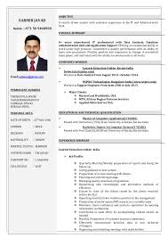 it cv sabeer 8 yrs of experience it support engineer cv