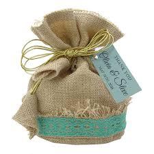 burlap drawstring bags drawstring bag with custom tag wedding burlap potli bags party