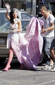 katy perry wedding dress hot n cold wedding dress katy perry hot and cold wedding dress