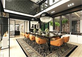 modern dining table set modern dining room designs 2017