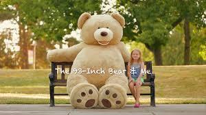 target black friday sales giant teddy bear 93