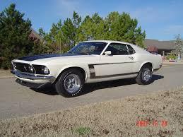 Black Mustang Boss 302 1969 Ford Mustang Boss 302 Wimbledon White Cars Blue Oval