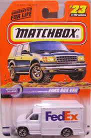 matchbox chevy van sf0489 model details matchbox university