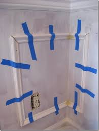 Decorative Wall Frame Moulding How To Install Picture Frame Molding Southern Hospitality