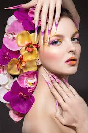 19 pointy nails art designs ideas design trends premium psd