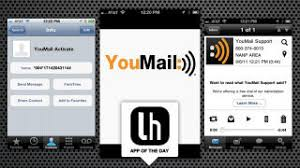 visual voicemail for android youmail makes your smartphone s voicemail truly visual and