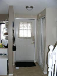 front doors beautiful front door curtain panel 63 front door