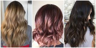 hair color ideas and styles for 2018 best hair colors and products