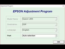 resetter printer epson l800 gratis reset epson l800 youtube