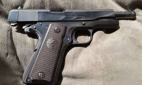 i have a 1959 colt 45 it says government model colt automatic