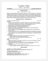 Sample Resume For Accounting Job by Professional Resume Cover Letter Sample Professional Cost