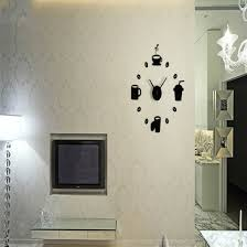 Decorative Wall Clocks For Living Room Compare Prices On Modern Kitchen Clocks Online Shopping Buy Low