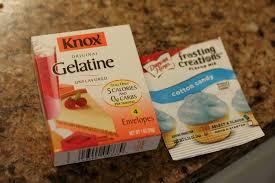 gelatin play