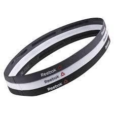 thin headbands discount reebok black one series thin headbands sale