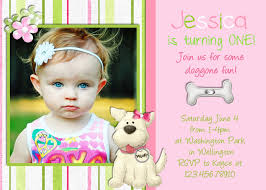 first birthday invitation card free printable invitation design