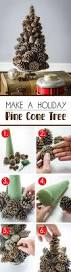 100 pine cone christmas tree tutorial diy pinecone
