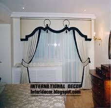design curtains 10 latest classic curtain designs style for bedroom 2015