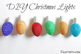 styrofoam lights crafts craftbits