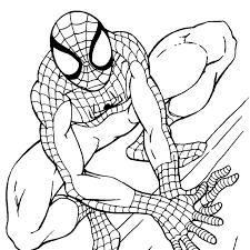 spiderman villains coloring pages spiderman villains coloring