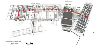 Data Center Floor Plan by National Renewable Energy Laboratory Smithgroupjjr Archdaily