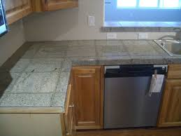 kitchen counter perfect tile countertops kitchen n for design decorating