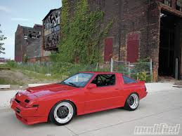 subaru svx stance 1988 chrysler conquest tsi built not bought modified magazine