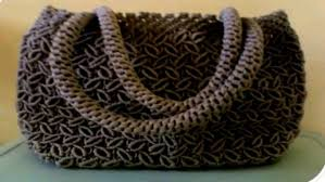 cara akhir membuat tas dari tali kur berikut cara paling mudah dan simple dalam membuat tas dari tali kur