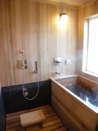 wooden japanese style soaking tub design for the home pinterest