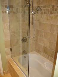 Glass Bathtub Enclosures Glass Bathtub Enclosures Icsdri Lowes Shower Doors Best 25